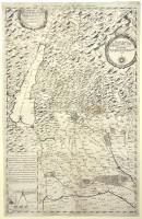 Descrizione novissima del territorio veronese - Veronensis territorii nova aucta atque accurata topographia cum australi tridentini mantuanique boreali parte.