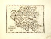 Come fu e come trovasi divisa al presente la Polonia