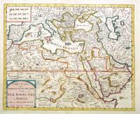 Carta nuova del Dominio, e Stati del Turco situati nell'Europa Asia ed Africa