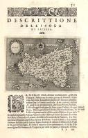 Descrittione dell'isola di Sicilia.