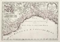Die ligurische Republik oder Genua.