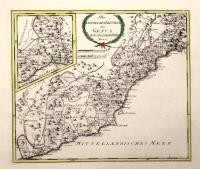 Der ligurischen Republik oder Genua westlicher Theil.