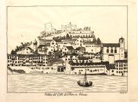 Veduta del Colle di S. Pietro in Verona