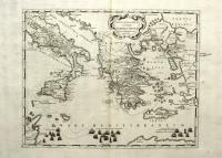 Tabula geographica locorum Homeri et Virgilii.