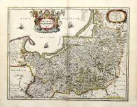 Prussia accurate descripta a Gasparo Henneberg Erlichensi.