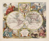 Mappamondo o sia descrizione generale del globo terrestre ed acquatico.