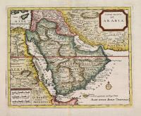 Carta nuova dell'Arabia