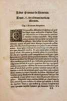 Libellus de venenis a Ferdinando Ponzetto tituli sancti Pancratii presbitero cardinali editus. (al colophon): Romae excusum in aedibus Iacobi Mazochii Romanae academiae Bibliopolae: Anno Virginis partus 1521 die decima mensis Octobris.