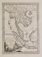 La penisola delle Indie di là dal Gange con parte delle isole della Sonda