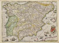Nova Descriptio Hispaniae