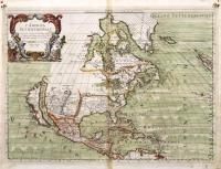L'America settentrionale nuovamente corretta, et accresciuta secondo le relationi più moderne da Guglielmo Sansone