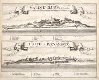Marin d'Olinda de Pernambuco. t'Recif de Pernambuco.
