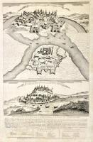Descrizione della fortezza, e città di Belgrado.