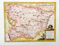 Der Neapolitanischen Landschaft Basilicata südlicher Theil.