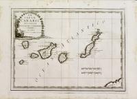 Le isole Canarie delineate sulle ultime osservazioni