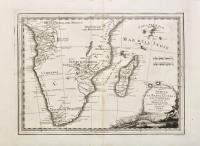 Parte meridionale dell'Africa che comprende la bassa Guinea, e la Cafreria coll'isola di Madagascar…