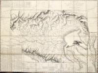 Carta delle stazioni militari, navigazione e poste del Regno d'Italia...