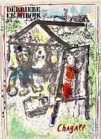Le Peintre Devant le Village