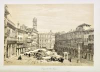 Piazza delle Erbe-Verona