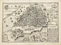 Antverpia, nobile in Brabantia oppidum....