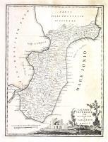 Calabria ulteriore cioè le provincie di Catanzaro e Reggio