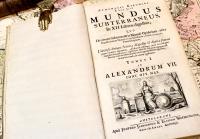 Mundus subterraneus, In XII libros digestos; quo divinum subterrestris mundi opificium,…universae denique naturae majestas & divitiae summa rerum varietate exponuntur...