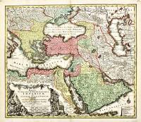 Magni Turcarum dominatoris Imperium per Europam, Asiam et Africam.
