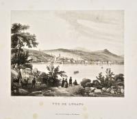 Vue de Lugano