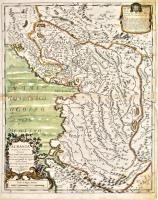 Albania propria overo superiore detta anche Macedonia occidentale descritta con disegni fatti sul luogo.