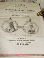 Vita inedita di Raffaello da Urbino illustrata con note.