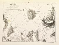 Piano del Porto Liscia. Isola di Sardegna