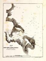 Piano di Porto Cervo sulla costa oriente di Sardegna
