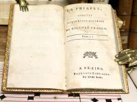 La priapea, sonetti lussuriosi-satirici