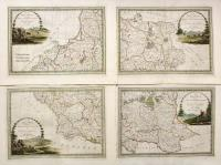 La Polonia divisa nelle sue antiche province e delineata sulle ultime osservazioni. Foglio primo (-quarto)
