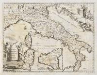 Carta geografica generale dell'Italia