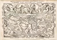 Charta Cosmographica, Cum Ventorum Propria Natura et Operatione