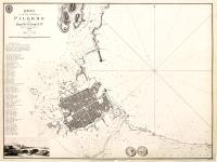 Plan of the city and bay of Palermo