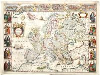 Nova Europae descriptio Auctoro Hondio