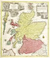 Nova et accurata totius regni Scotiae secundum omnes provincias et adjacentes insulas.