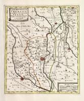 Carte nouvelle du Cremasco a la Republique de Venise