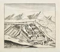 Belluno ou Bellune. Capitale du Bellunois. Ville de l'Etat de Venitiens, exactement dessinée sur le lieu