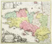 Gouvernement general de Bretagne sive Ducatus Britanniae…
