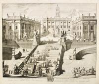 Capitolium novum, venerandae Antiquitatis fere nullas ostentans vestigial.