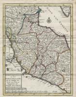 Kerklyken Staat en het Hert. Toscane na de Stelling van Guil. De L'Isle.