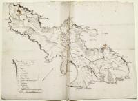 Termini Divisory del Stato di S.A.R e quello del Pren(ci)pe di Pionbino nell'isola dell'Elba