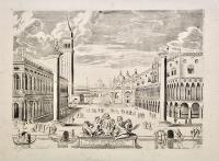 (Veduta di piazzetta San Marco)