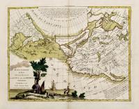 Nuove scoperte de' Russi al nord del Mare del Sud sì nell' Asia che nell'America.