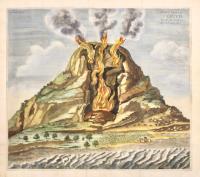 Typus montis Vesuvii ptout ab auctore A°.1630 visus fuit