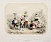 Les petits vendangeurs-La vendimia