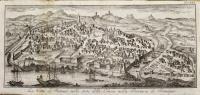 La città di Rimino nello Stato della Chiesa nella Provincia di Romagna